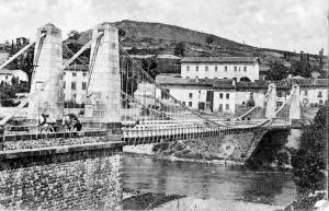 Ancien pont de COubon