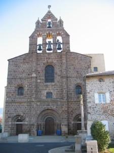 Eglise de Coubon