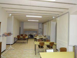 Rénovation de la salle de la cure pour les associations